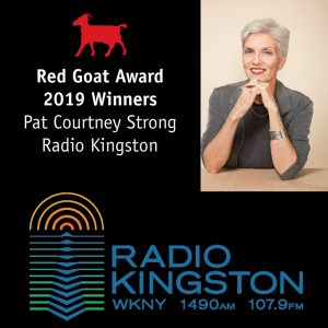 Red Goat 2019 Awardees: Pat Courtney Strong and Radio