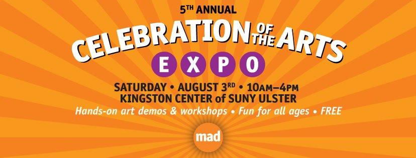 Celebration of the Arts Expo 2019 – MAD